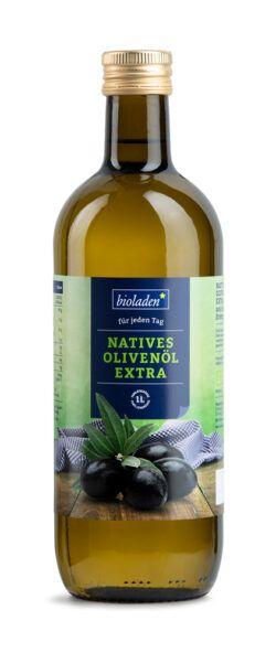 bioladen Natives Olivenöl extra 6x1l