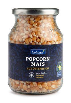 bioladen Popcornmais, im Pfandglas 6x470g