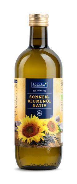 bioladen Sonnenblumenöl nativ 6x1l