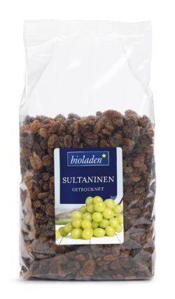 bioladen Sultaninen 8x1kg