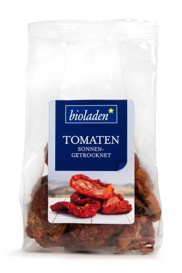 bioladen Tomaten getrocknet 100g