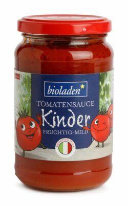 bioladen Tomatensauce für Kinder 6x340g