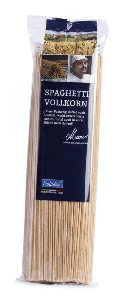 bioladen Vollkorn Spaghetti 12x500g
