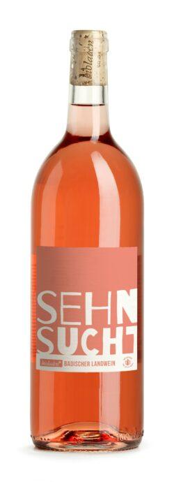 bioladen b* Sehnsucht Badischer Landwein, rosé 1l