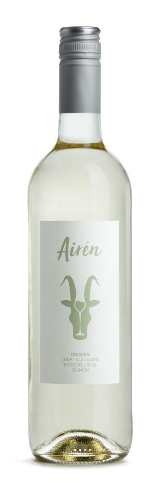 bioladen b*Airén, weiß 0,75l