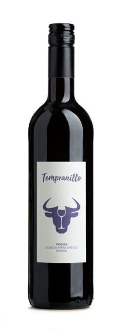 bioladen b*Tempranillo, rot 6x0,75l
