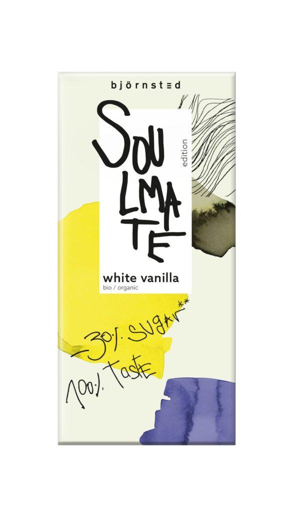 björnsted SOULMATE White Vanilla Chocolate 12x80g