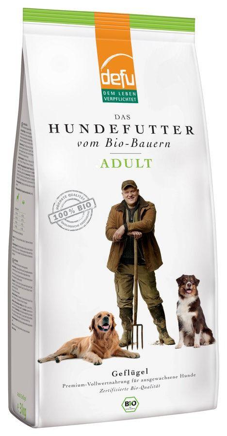 defu Hund Adult Geflügel 3x3kg