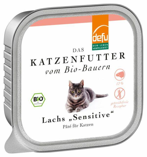 defu Katze Lachs