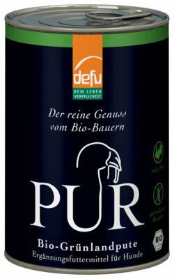 defu PUR Bio-Grünlandpute 12x400g