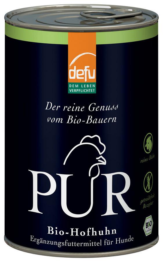 defu PUR Bio-Hofhuhn 12x400g