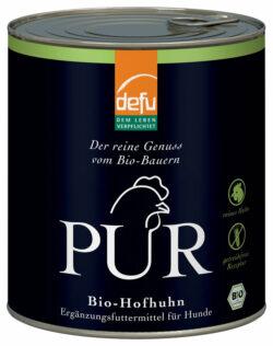 defu PUR Bio-Hofhuhn 6x800g