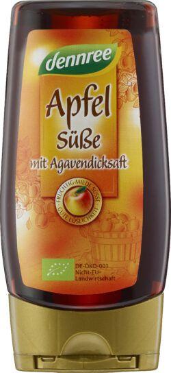 dennree Apfelsüße mit Agavendicksaft 6x250ml