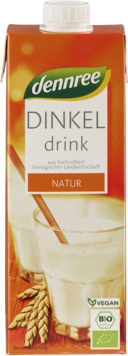 dennree Dinkeldrink Natur 10x1l