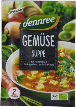 dennree Gemüsesuppe 40g