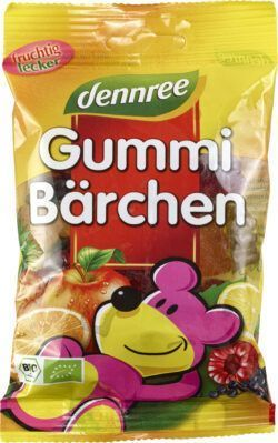 dennree Gummibärchen 100g
