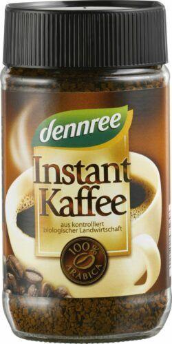 dennree Instantkaffee 6x100g