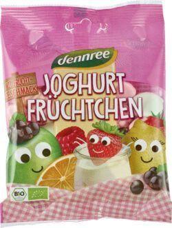 dennree Joghurtfrüchtchen 15x90g