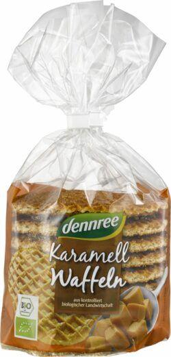 dennree Karamellwaffeln 15x315g