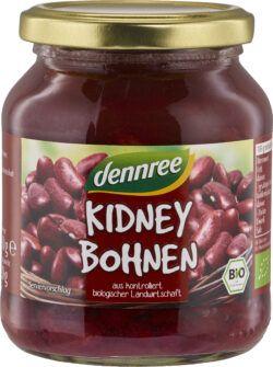 dennree Kidneybohnen 330g
