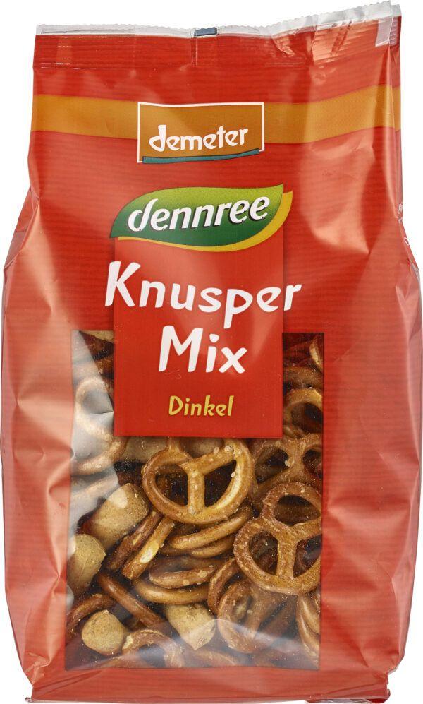 dennree Knusper-Mix Dinkel 12x200g