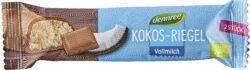 dennree Kokosriegel in Vollmilchschokolade 24x40g