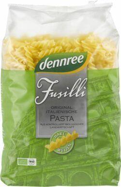 dennree Original italienische Hartweizen-Fusilli 1kg