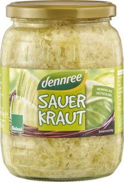 dennree Sauerkraut 6x680g