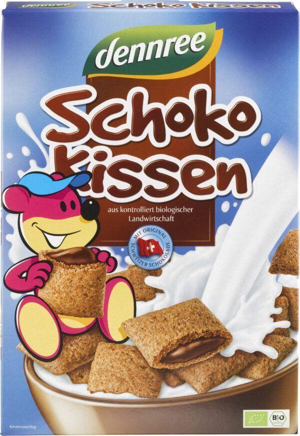 dennree Schokokissen 6x375g (neue Rezeptur)