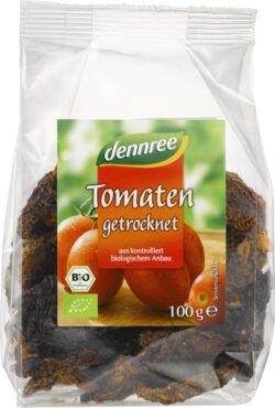 dennree Tomaten, getrocknet 6x100g