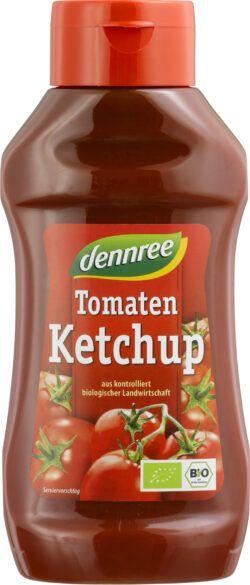 dennree Tomatenketchup in der PET-Flasche 12x500ml