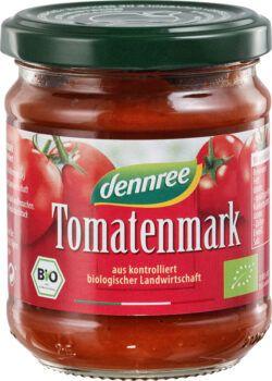 dennree Tomatenmark einfach konzentriert 6x200g