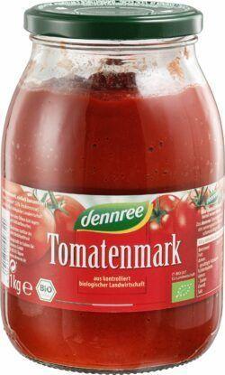 dennree Tomatenmark einfach konzentriert 1kg