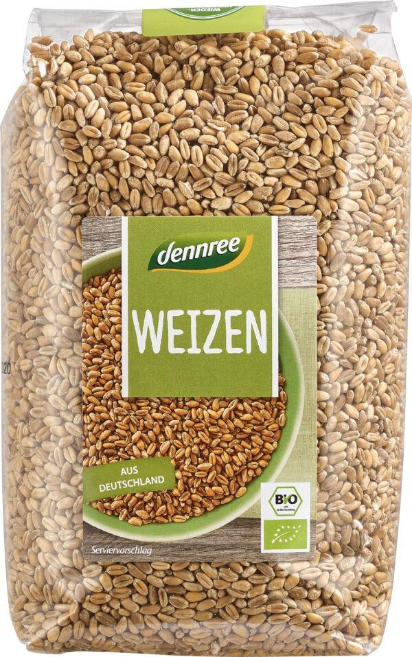 dennree Weizen 10x1kg