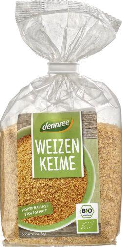 dennree Weizenkeime 7x200g
