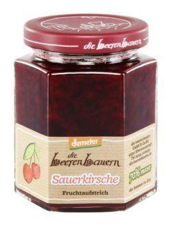 die beerenbauern Sauerkirsche Fruchtaufstrich 6x200g