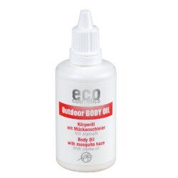 eco cosmetics Outdoor Body Oil mit Bio Jojobaöl 50ml