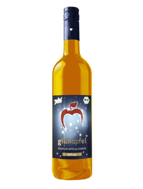 elbler® glühapfel® 4,0% vol. Premium Apfelglühwein 6x0,75l