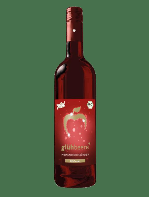 elbler® glühbeere® Premium Fruchtglühwein 6x0,75l
