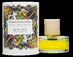 farfalla 38°N 16°E - Italien - Bergamotte, Natural Terroir Perfumes 50ml