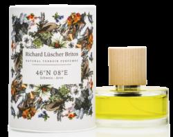 farfalla 46°N 08°E - Schweiz - Arve, Natural Terroir Perfumes 50ml