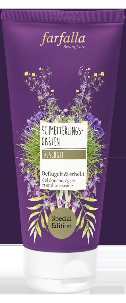 farfalla Schmetterlingsgarten, Duschgel 200ml