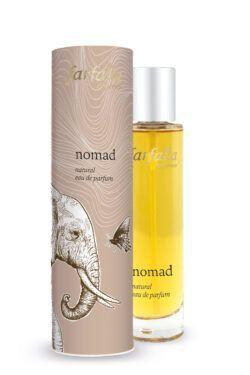 farfalla nomad, natural eau de parfum 50ml