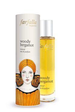 farfalla woody bergamot, natural eau de parfum 50ml