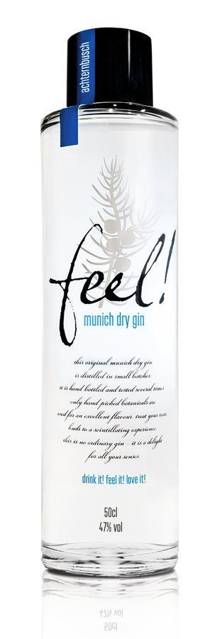 Feel! Gin 0,5L - BIO - DE-ÖKO 060 0,5l