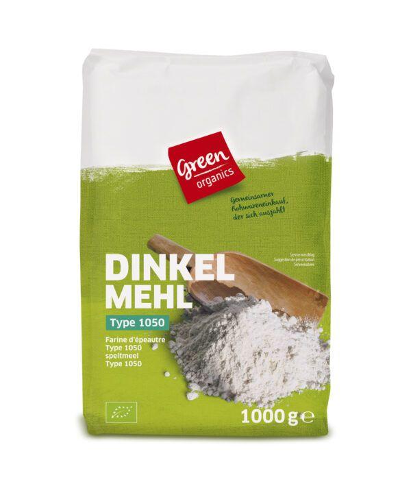 greenorganics Dinkelmehl Type 1050 10x1kg