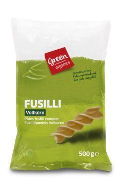 greenorganics Fusilli Vollkorn 24x500g