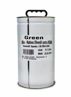 greenorganics GV Olivenöl 5l