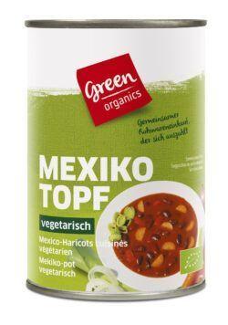 greenorganics Mexikotopf 6x400g
