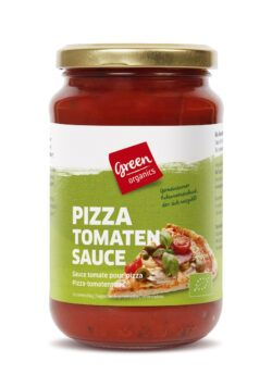 greenorganics Pizza Tomaten Sauce 6x340ml